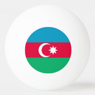 Azerbaijan Vlag Pingpongbal