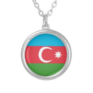 Azerbaijao Ketting Rond Hangertje