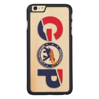 AZGOP iPhone 6/6s plus het Houten Hoesje van de