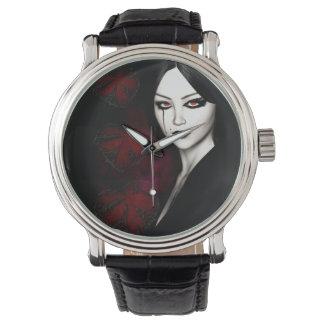 Aziatische gotisch horloge