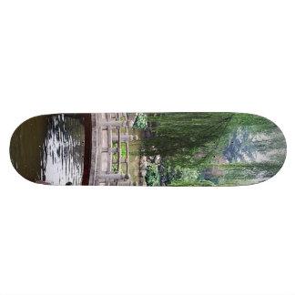 Aziatische Tuin 1 Skateboard