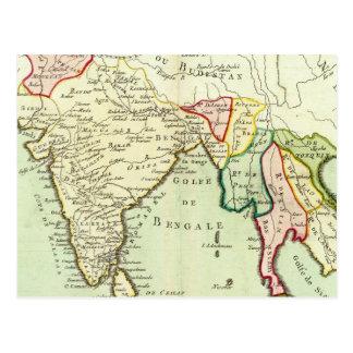 Azië, Thailand Briefkaart