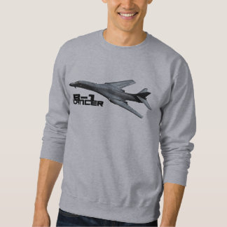 B-1 de Trekkracht van de lansier over Sweatshirts