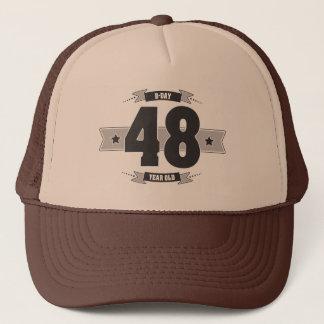 B-dag 48 (Dark&Lightgrey) Trucker Pet