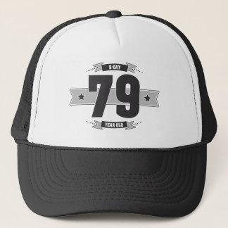 B-dag 79 (Dark&Lightgrey) Trucker Pet