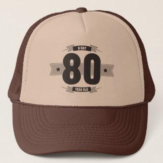 B-dag 80 (Dark&Lightgrey) Trucker Pet