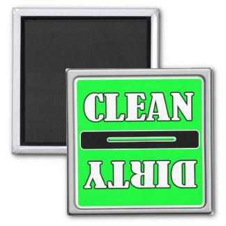 <B>De schone Vuile Magneet van de Afwasmachine