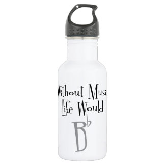B de Vlakke Fles van het Water