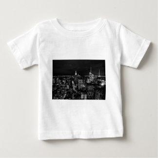 B&W de Stad van New York T Shirts