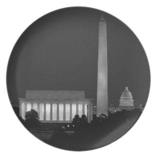 B&W Washington DC 3 Melamine+bord