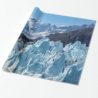 Baai 114 van de gletsjer Verpakkend Document Inpakpapier