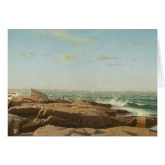 Baai William Stanley Haseltine - Narragansett Briefkaarten 0