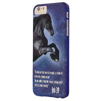 Baan 39 iPhone 6 van het Paard plus Hoesje