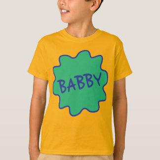 Babby, het T-shirt van de Kinderen van het Jargon