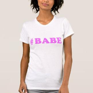 #BABE roze T-shirts