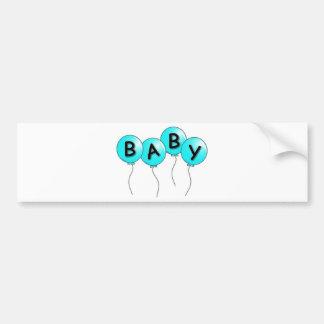 BABY BUMPERSTICKER