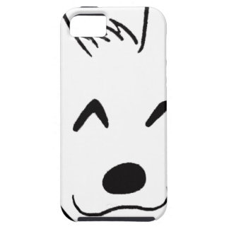 Baby dog tough iPhone 5 hoesje