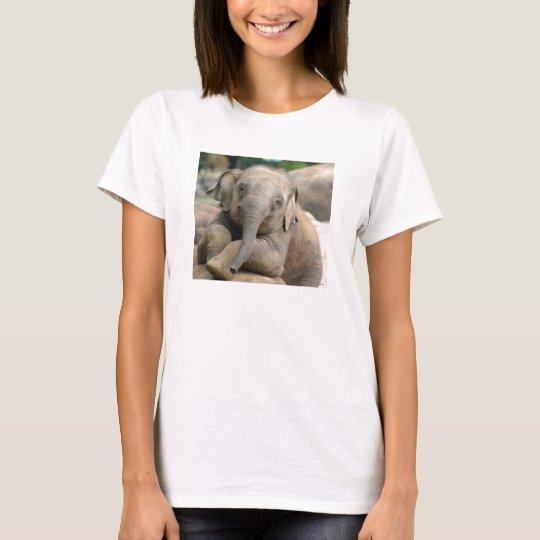 Baby elephant t shirt