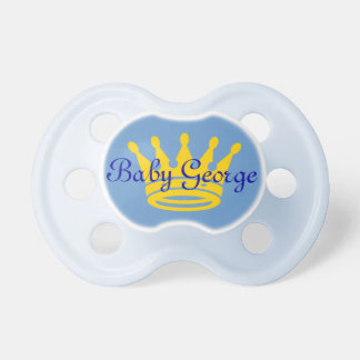 Baby George Speentje