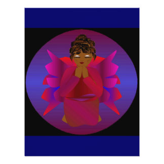 Baby III van de engel Fullcolor Folder