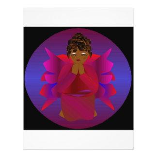 Baby IV van de engel Folder