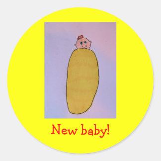 baby, Nieuw baby! STICKERS