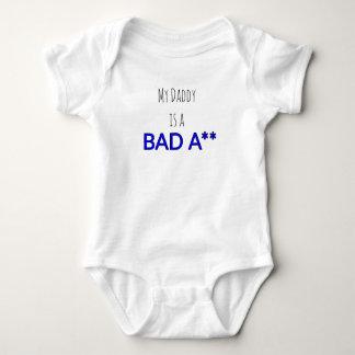 """Baby Onsie - """"Mijn daddys een de Druk Slechte van Romper"""