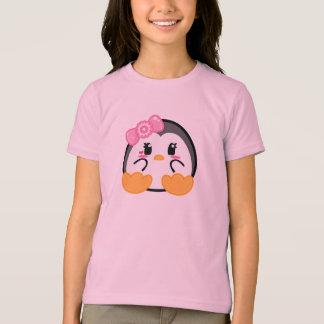 Baby Penquin - de T-shirt van het Meisje