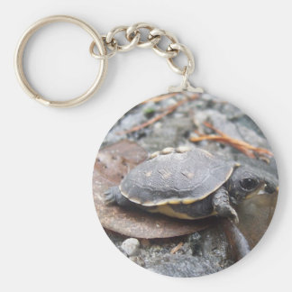 baby schildpad sleutelhanger