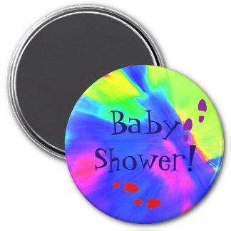 Baby shower koelkast magneetjes