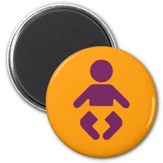 Baby - SuperBaby Koelkast Magneten