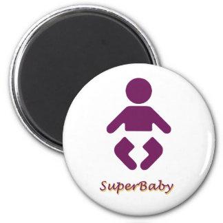 Baby - SuperBaby Koelkast Magneet