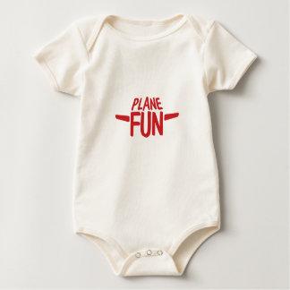 Baby Uw PRET van het Vliegtuig! Baby Shirt