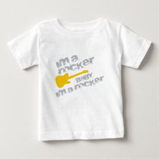 BabyImARocker.png Baby T Shirts