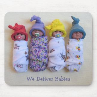 Babys in Klei: Vroedvrouw, Artsen: Lever Baby Muismat