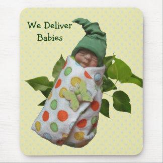 Babys in Klei: Vroedvrouw, Artsen: Lever Baby Muismatten