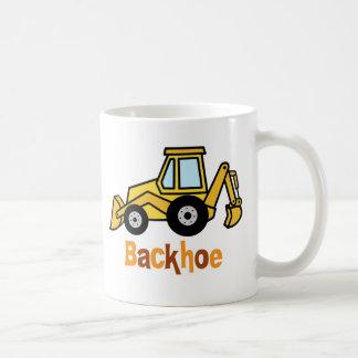Backhoe Koffiemok