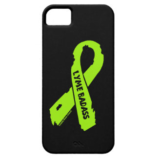 BADASS/gescheurd lint LYME Barely There iPhone 5 Hoesje