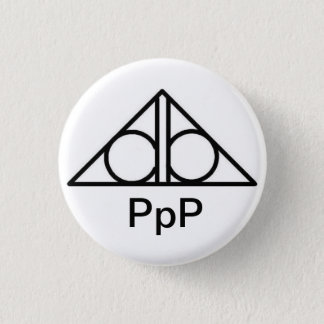 Badge PpP Ronde Button 3,2 Cm