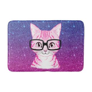 Badmat van de Kat van Nerdy van de Melkweg van het
