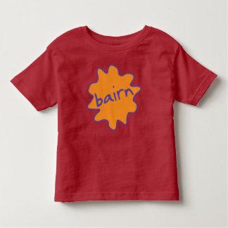 Bairn, Yorkshire, het Noordelijke T-shirt van de