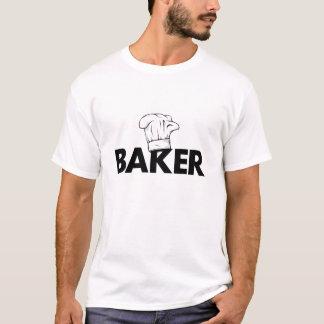 Baker (Bakkerij) T Shirt