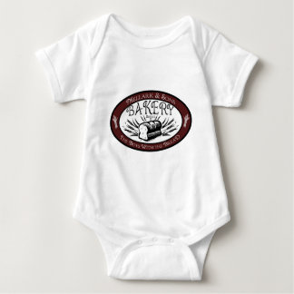 Bakkerij Baby Romper