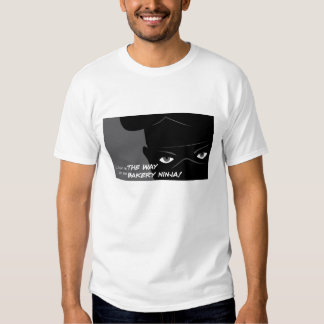 Bakkerij Ninja Tshirt