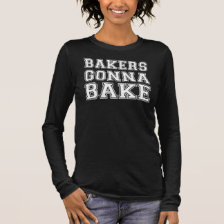 Bakkers die gaan bakken t shirts