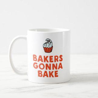 Bakkers die mok gaan bakken