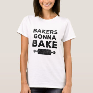 Bakkers die Overhemd gaan bakken T Shirt
