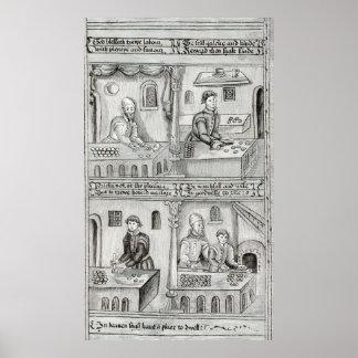 Bakkers van York A.D, 1595-96 Poster