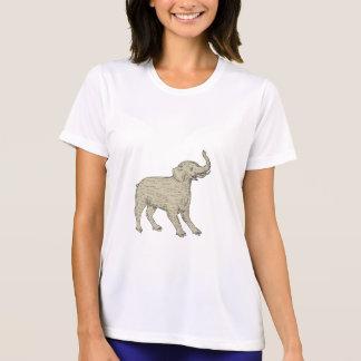 Baku ZijTekening T Shirt