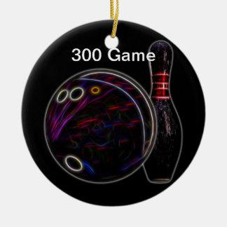 Bal & Speld 300 spelornament Rond Keramisch Ornament